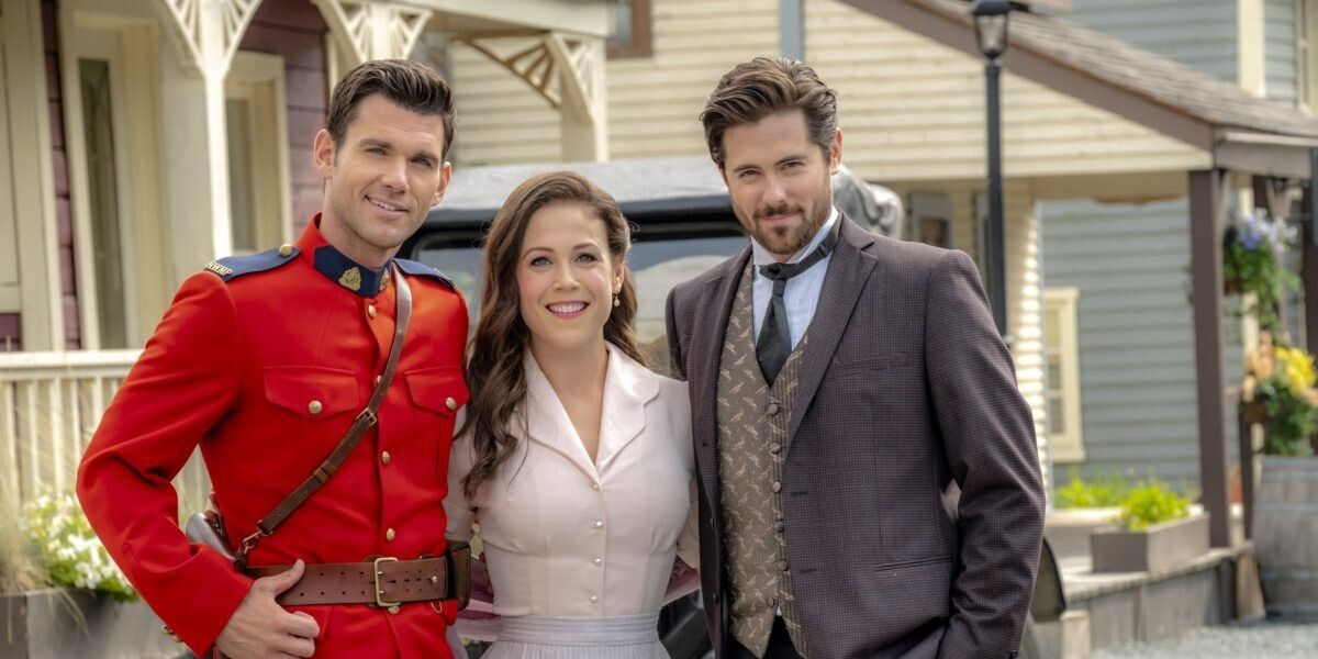 When Calls The Heart Christmas Special 2020 Watch Online When Calls the Heart S07 E03: What's in Store? in 2020   Season 7