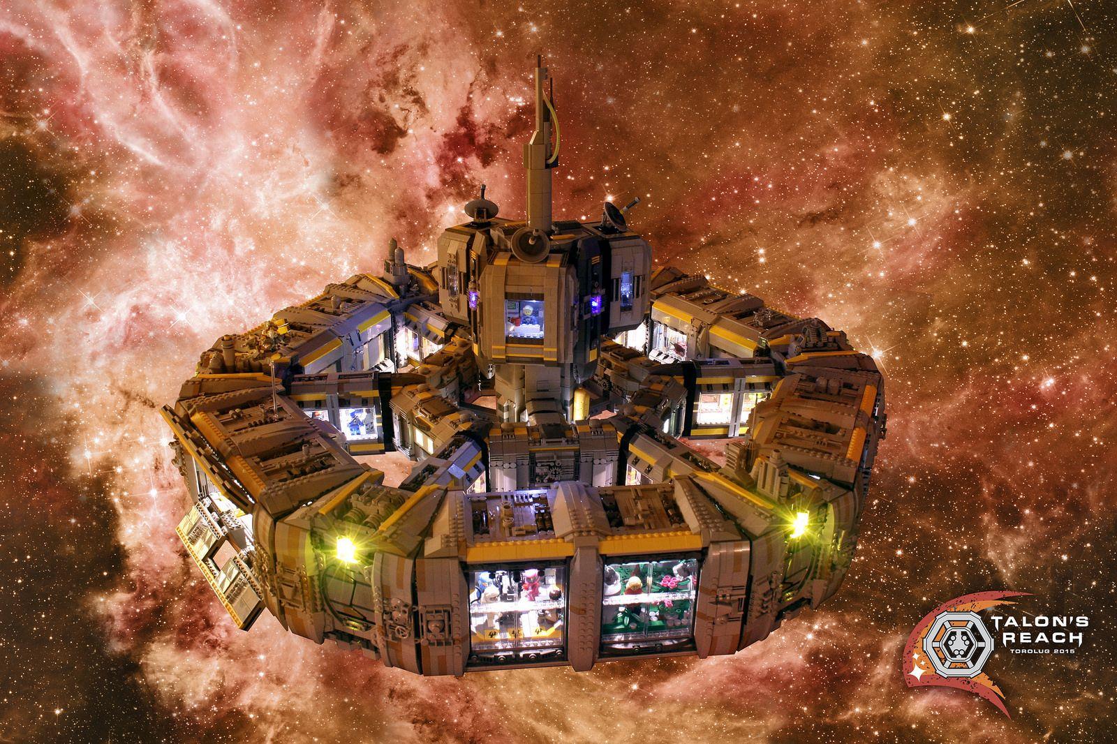 Talon's Reach Station | da armoredgear7