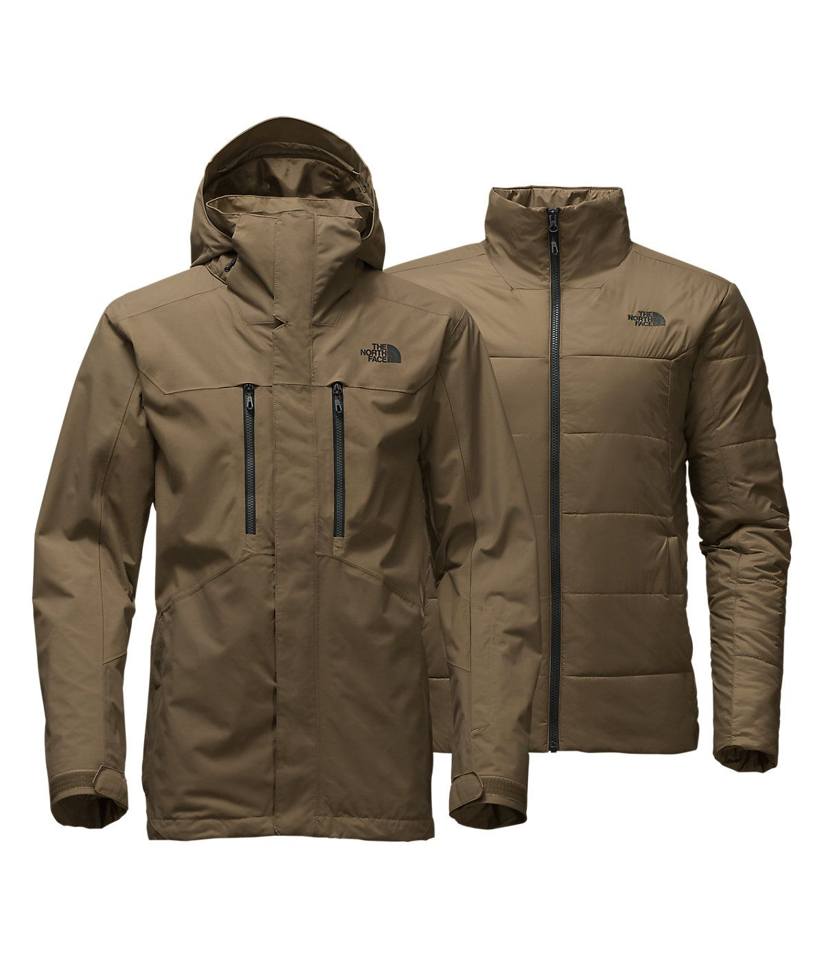 Men S Clement Triclimate Jacket The North Face Mens Jackets Triclimate Jacket Jackets [ 1396 x 1200 Pixel ]