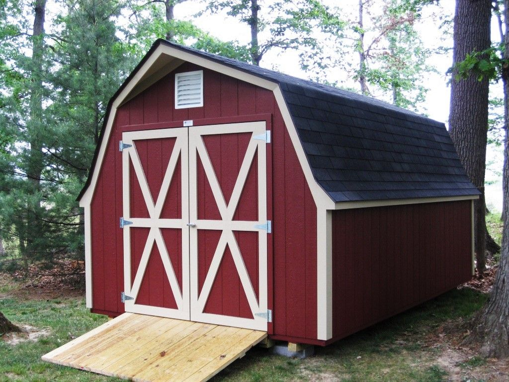 Premier Painted 4 Barn In 2020 Gambrel Roof Gambrel Gambrel Barn