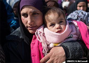 Klik op http://www.hias.org en je komt op een website van Joodse gelovigen die het opnemen voor vluchtelingen uit alle (en dus ook de Arabische) landen. One world!