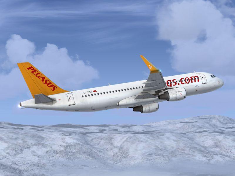 طيران بيجاسوس تطلق نظام تذاكر رجال الأعمال فليكس Pegasus Airlines Aircraft Airline Booking