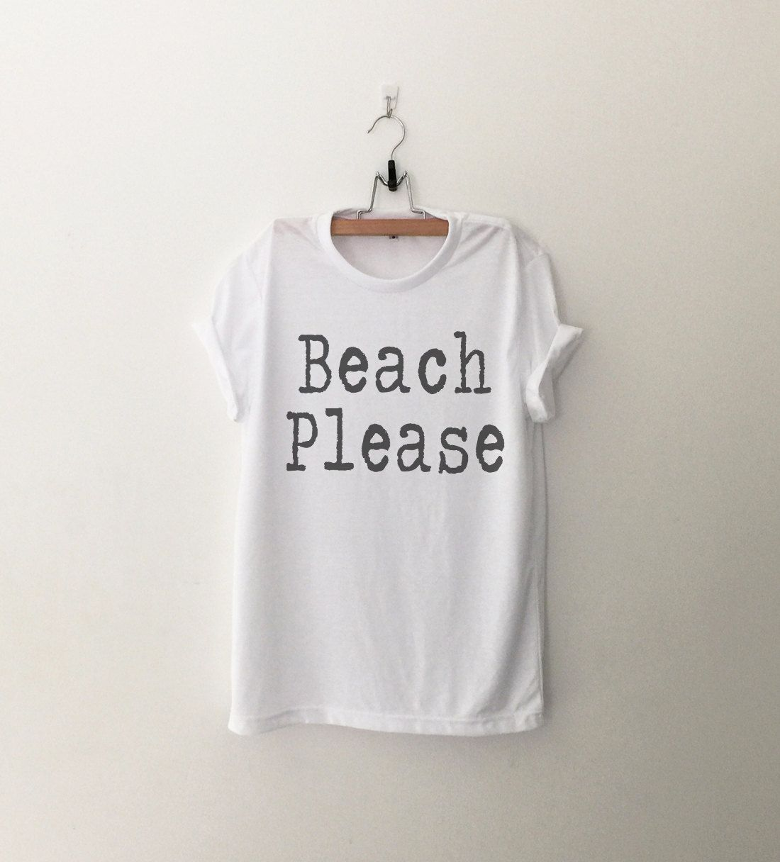 734bd3646 Beach Funny Tshirt Tumblr Tee Shirts Quote Shirt Graphic Tee Womens T-Shirts  (14.00
