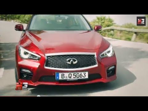 INFINITI Q50 2014 - TEST DRIVE