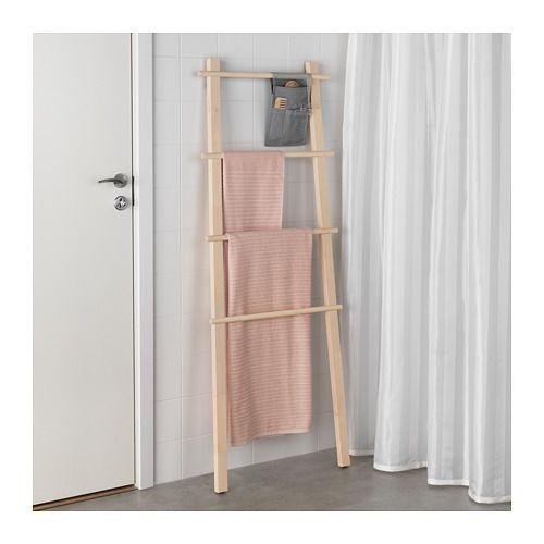 Vilto Towel Stand Birch Ikea Ikea Hygge Bedroom Ikea Towels