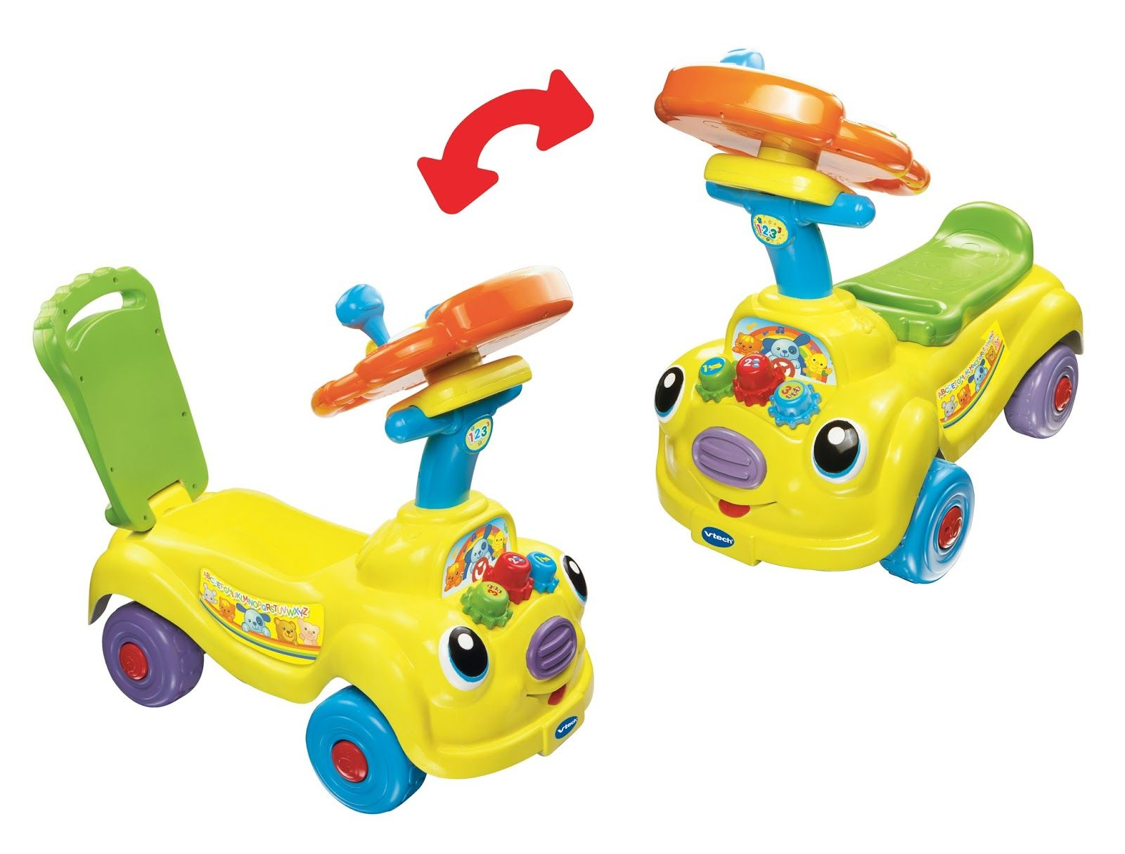 Holiday Gift Guide 4 VTech Toys We Love Toys for 1 year