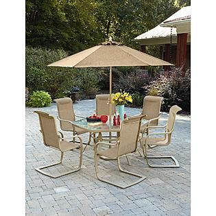Jaclyn Smith Eastwood Dining Table Patio Patio Furniture Backyard Seating