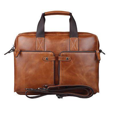 homme sacoche sac cartable sac en cuir portable serviette mallettes neuf tiding sac cartable. Black Bedroom Furniture Sets. Home Design Ideas