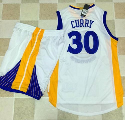 6435d9930bd ... warriors 30 stephen curry white a set stitched nba jersey stephen  currygolden state