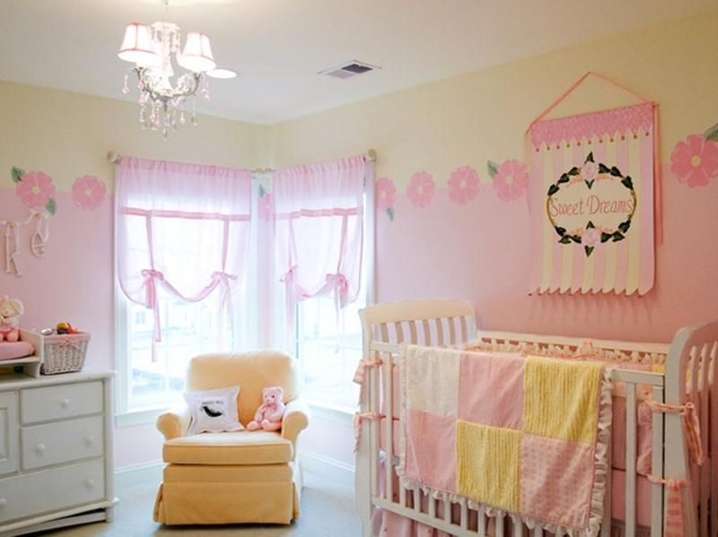 15 Adorable Pink And Yellow Girl S Bedroom Ideas Rilane With