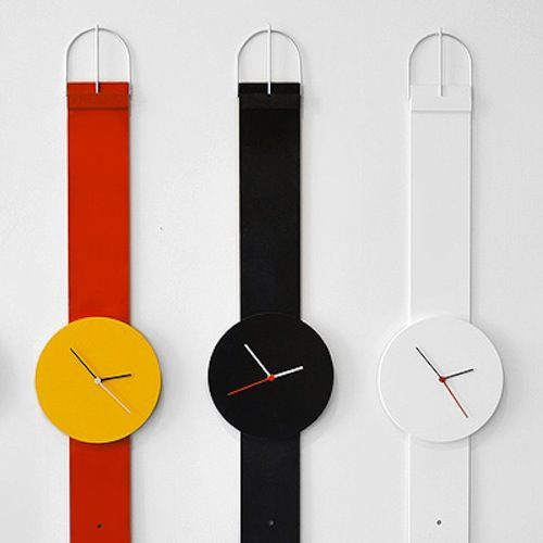 A Giant Minimalist Watch Clock For Your Wall Us 75