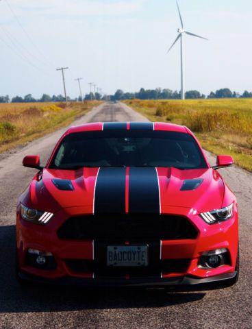 2015 Ford Mustang Gt Pp Pack Trade For Shelby Gt500 Lots Of Mods Used Cars Trucks Oakville Halton Region Kijiji