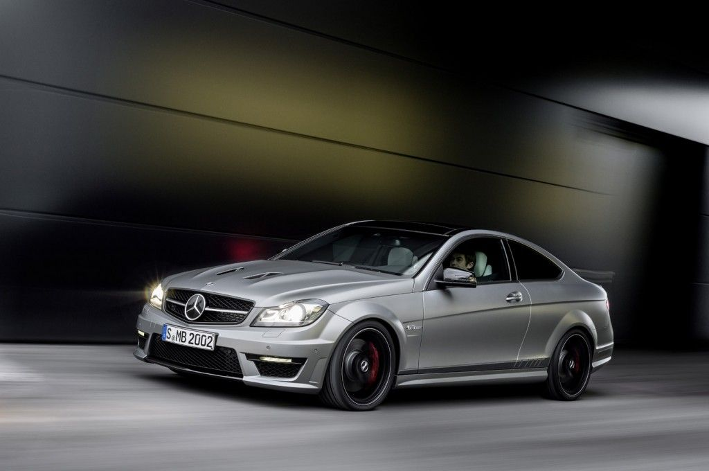 ❦ 2014 Mercedes-Benz C63 AMG Coupe 'Edition 507'