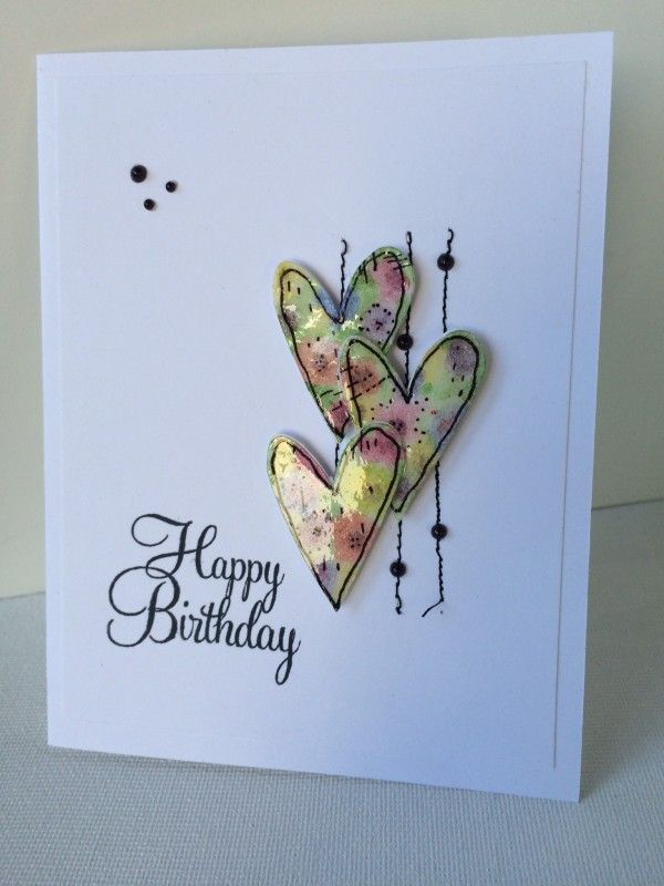 Birthday by parenthood - Cards and Paper Crafts at Splitcoaststampers