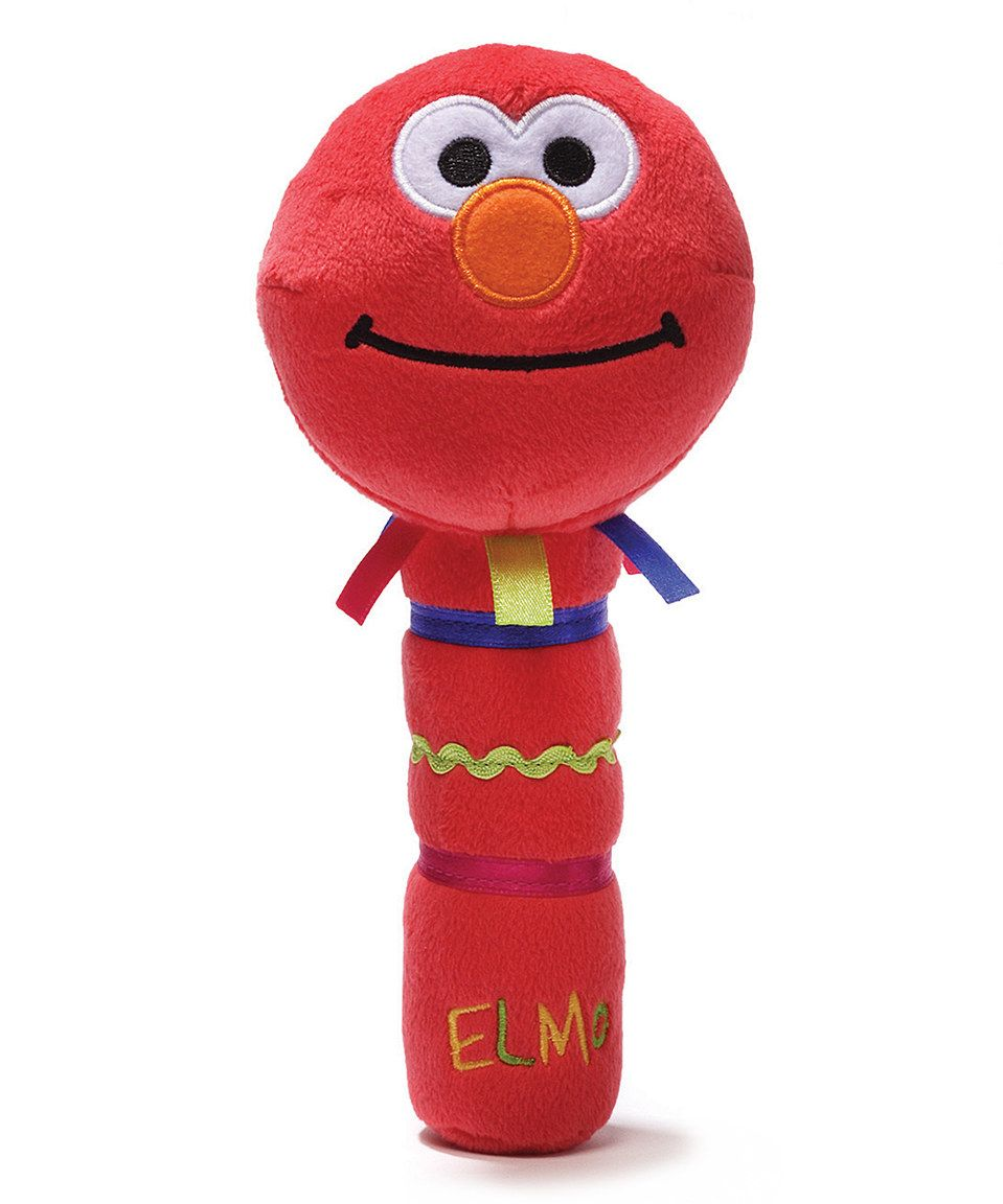 Another great find on #zulily! Elmo Squeaker Wand by Sesame Street #zulilyfinds
