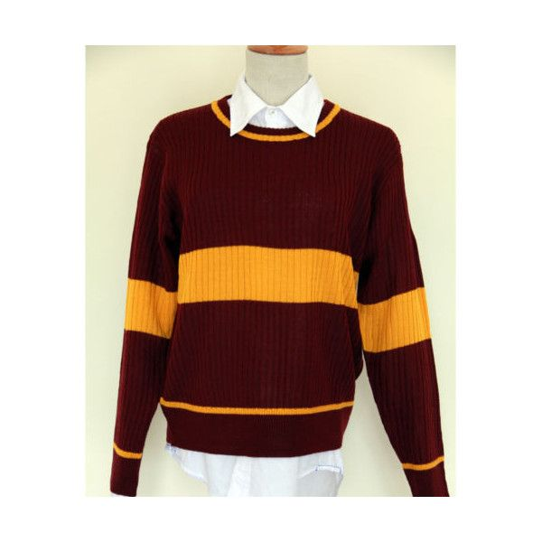 harry potter quidditch gaming sweater gryffindor ...