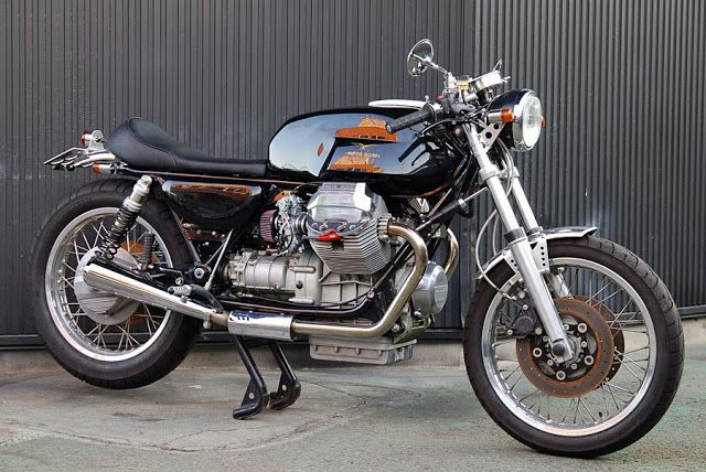 Photo of Moto Guzzi 1000 S by Ritmo Sereno