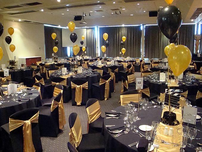 Black Gold And White Party Decoration Ideas Valoblogi Com