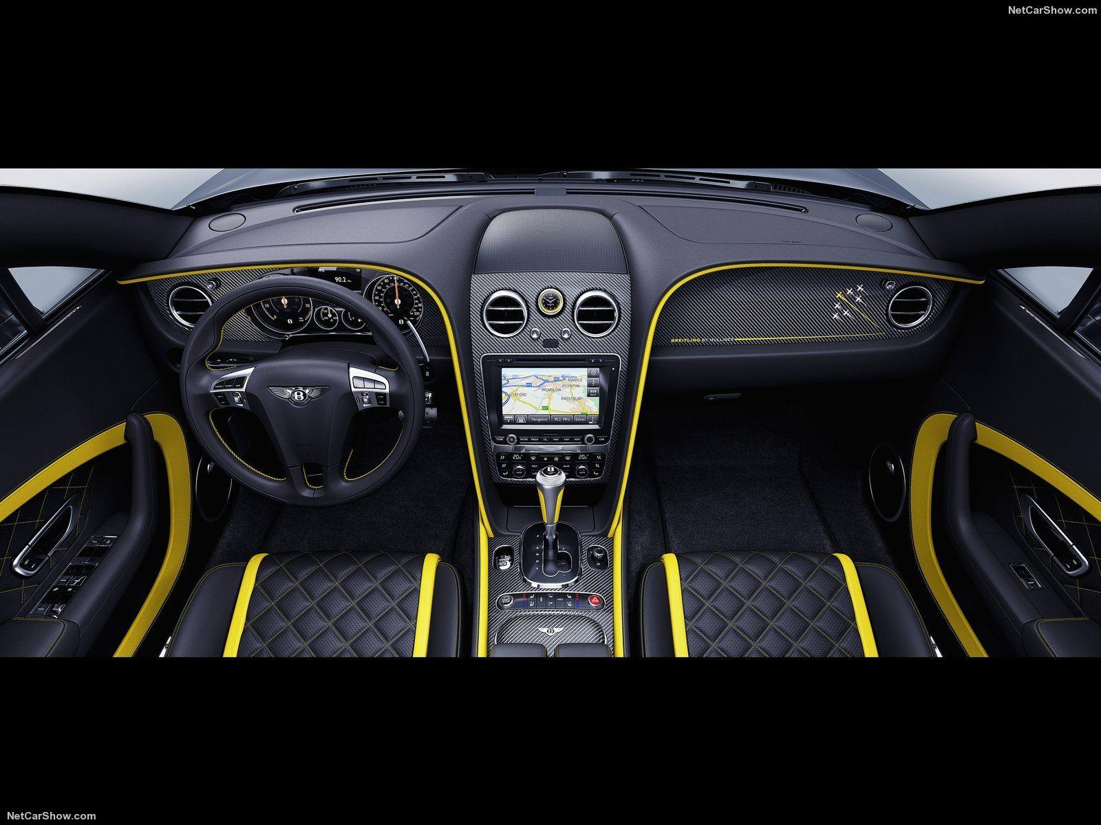 Bentley Continental GT Speed Breitling Jet Team Series 2016 ...