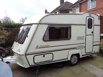 Abi Award Dawnstar 2 Berth With Awning Tall Annex Accesories
