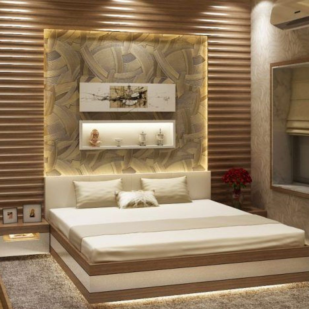 Normal Bedroom Interior - Bedroom Elevations Interior ...