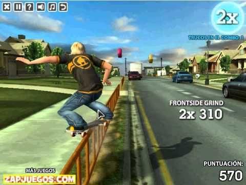 Role Gamer Acrobacias En Skate Online Gratis Sin Descargar Role
