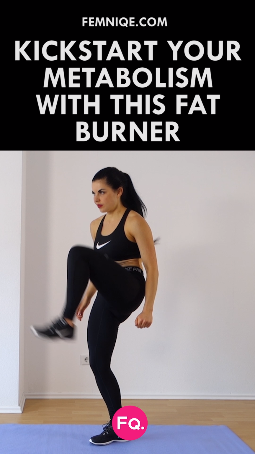 For this workout you will be using multiple joints throughout the movement therefore maximizing calorie burn. When you use multiple joints during a workout it requires more energy throughout your body. That's good news for those of us who want to melt stubborn body fat. On top of that this workout is quite fun to do! #Lovehandles #bellyfat #weightloss #bellyfatworkout #hiitworkout #cardioworkout