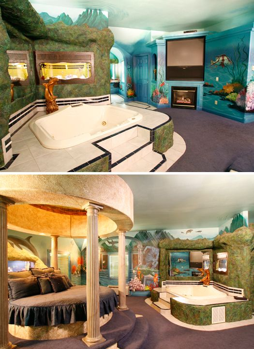 Atlantis Under The Sea Suite Pocatello Idaho Www Blackswaninn Com