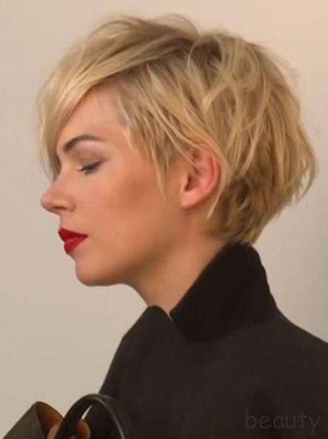 Michelle Williams Short Hair Frisuren Frisuren Kurz