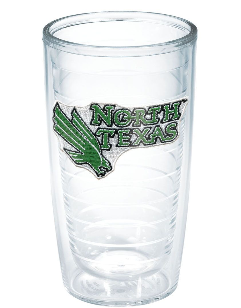 Collegiate North Texas University Logo Tumblers