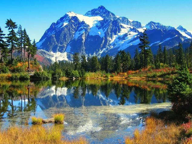 24 Beautiful Mountain Lakes Photos Mountain Lakes Beautiful Mountains Scenery Wallpaper