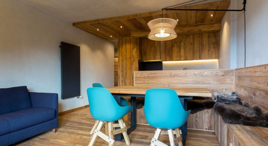 Ristrutturazione appartamento quadrilocale a Sauze d'Oulx