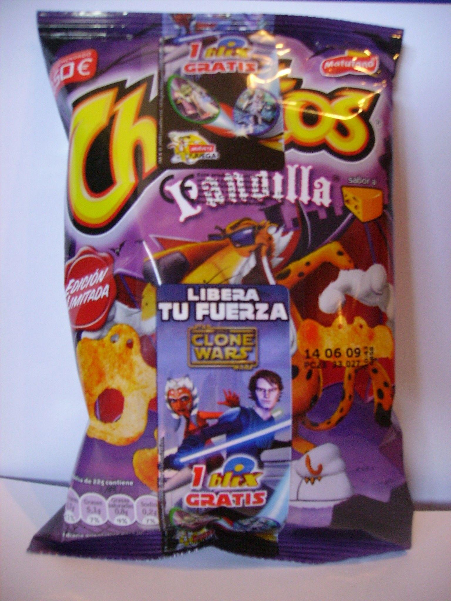 Pandilla Infancia Cheetos Pandilla