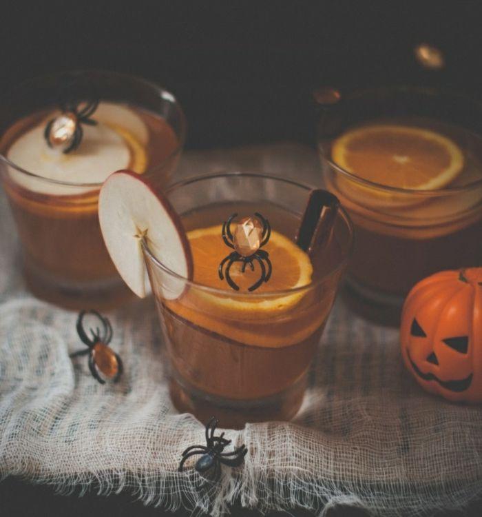 halloween getränke für kinder rezepte kürbis   Halloween ...