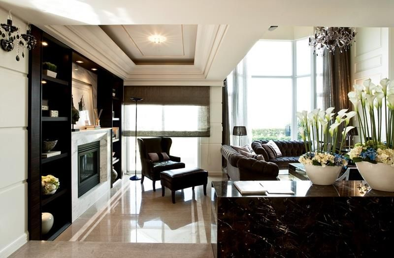 23 Sophisticated Living Room Designs Sophisticated living rooms