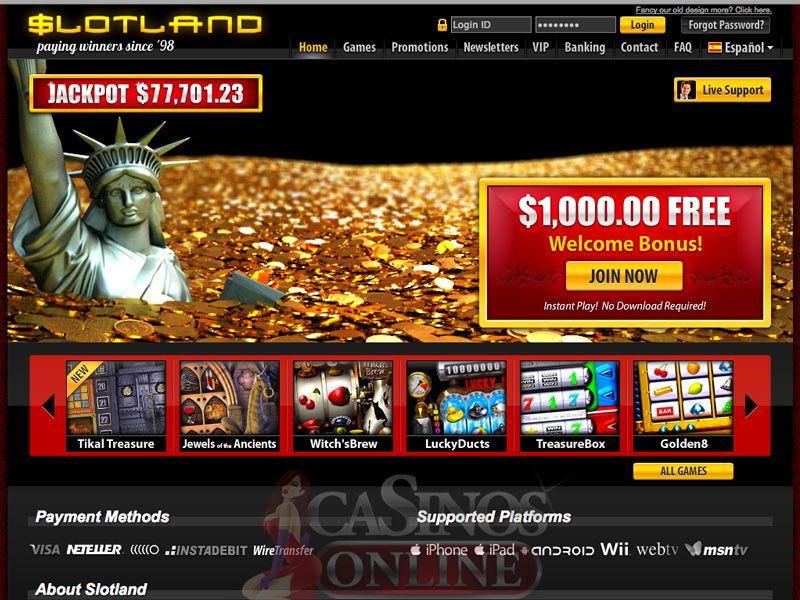 Olg online casino