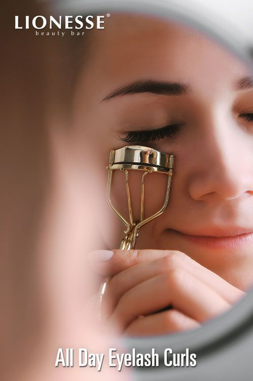 Lionesse shows you how to get your eyelash curls stay ...