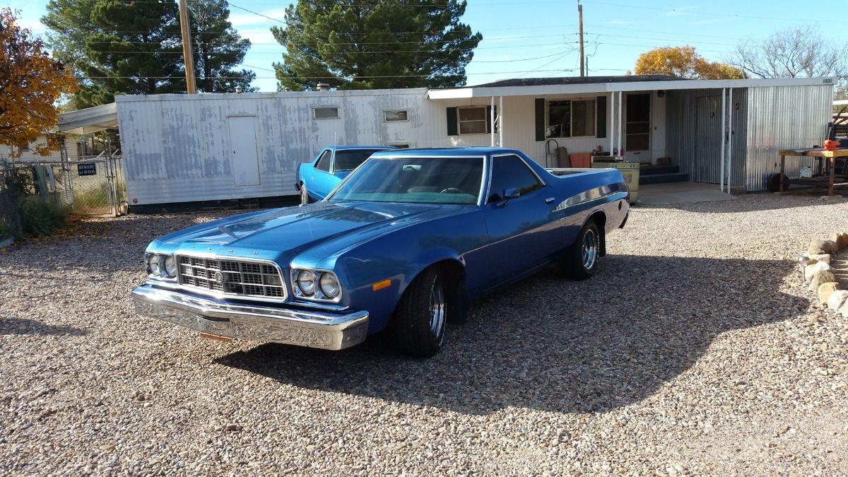Classic Cars Sierra Vista, 156,000 0n original 302 engine Runs Great ...