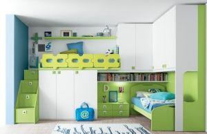 33 design moderne unisex kinderbetten jugendbetten – bigschool, Schlafzimmer