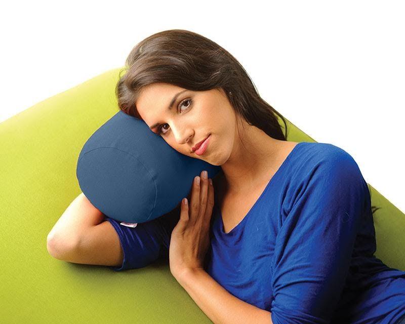 mini rolls roll neck neck pillow