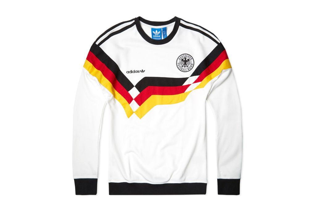 adidas og deutschland dfb crew sweat