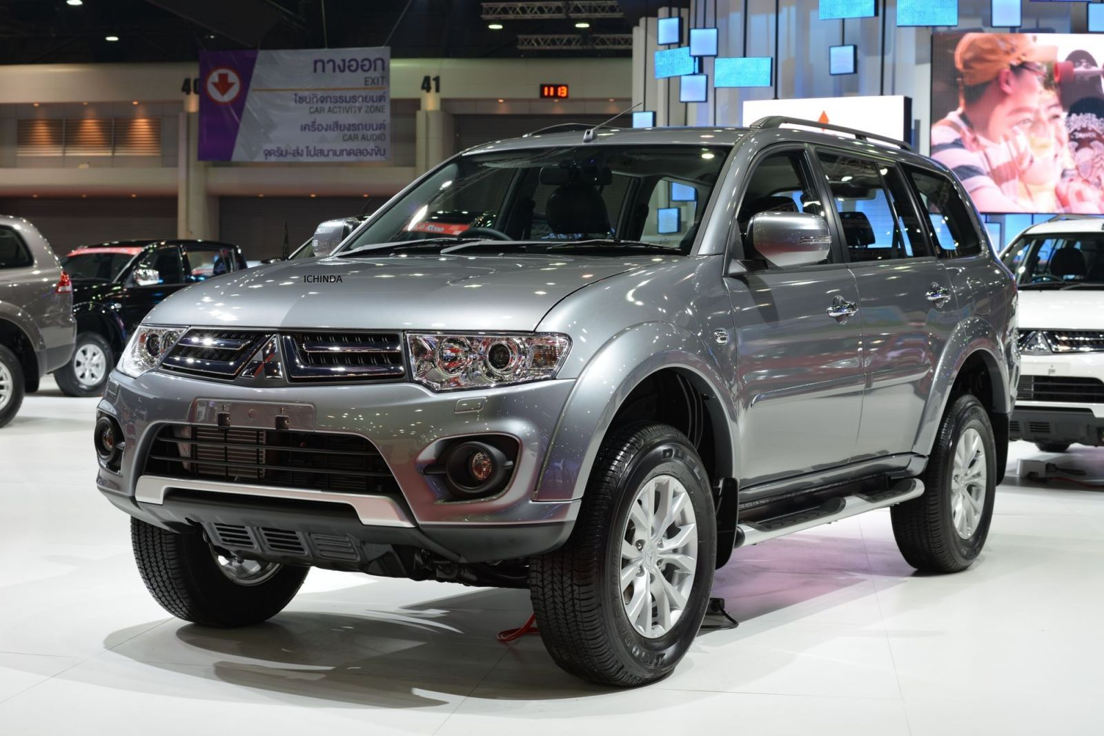 2016 mitsubishi pajero is the featured model the 2016 mitsubishi pajero edition image is added in car pictures category by the author on jun
