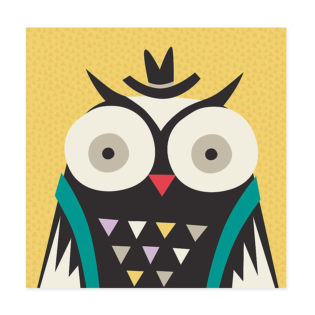 Animal Bebop :: Woodland Owl | owls and other animals | Pinterest ...