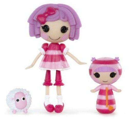 Blanket Featherbed Lalaloopsy mini, Lalaloopsy, Dolls
