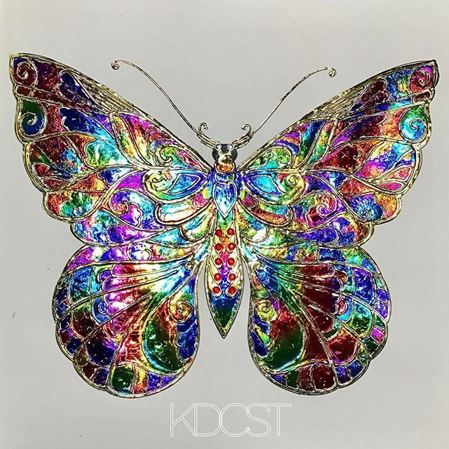 5400 Magical Jungle Coloring Book Butterfly Best HD