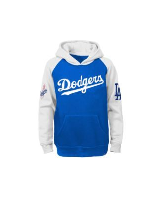 Majestic Boys' Los Angeles Dodgers Cunning Play Hoodie