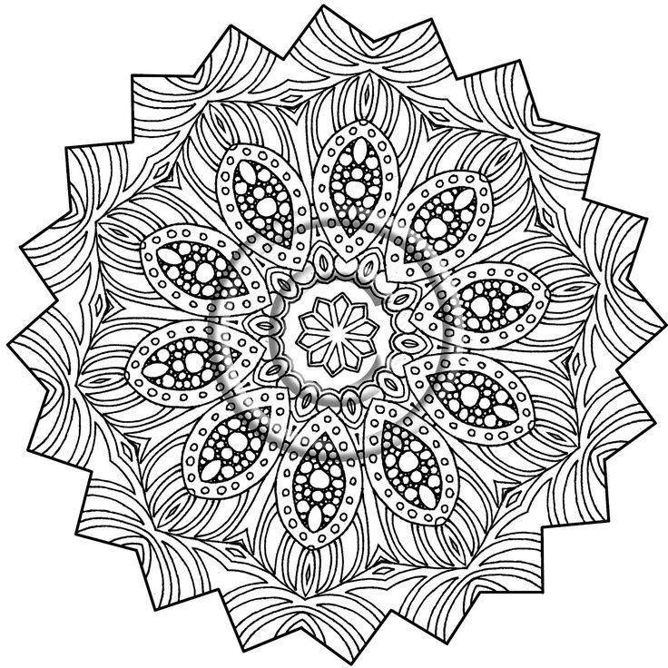 Zendoodle Coloring Pages Zendoodle Colouring Pages Coloring Pages Free Coloring Pages Mandala Coloring