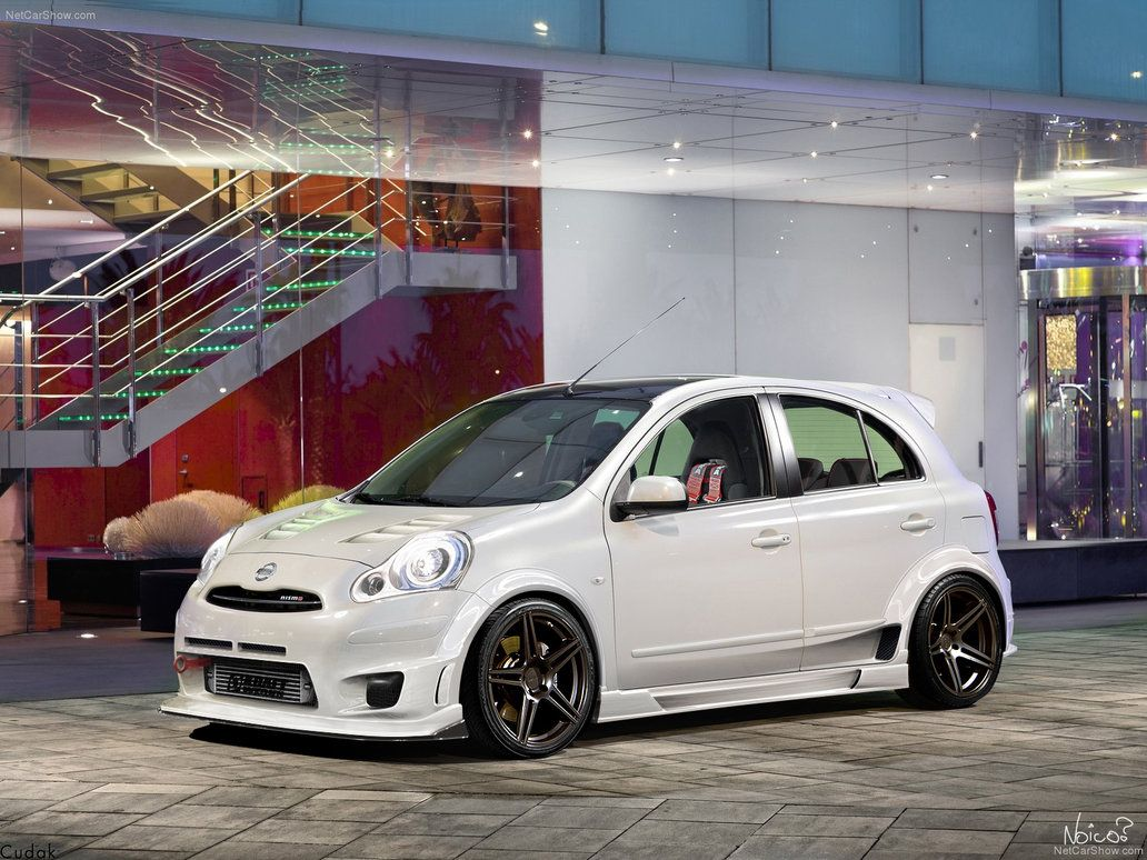 nissan march modified k13 google search cars. Black Bedroom Furniture Sets. Home Design Ideas