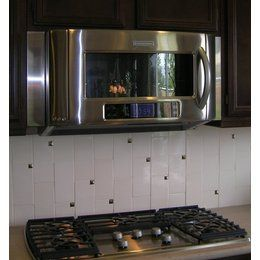 Buy The Imperial Stainless Steel Direct. Shop For The Imperial Stainless  Steel 3 Inch Thick Microwave Filler Kit For Under Cabinet Mounted Microwave  Ovens ...