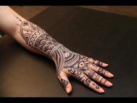 My Henna Jagua Tattoo 4 Youtube Henna Pinterest Henna